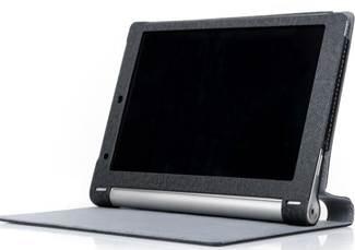 """Lenovo YOGA Tablet 10"""" - kožené pouzdro se stojánkem"""