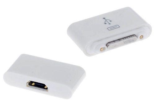 Dokovací adaptér pro SONY XPERIA (bílý)