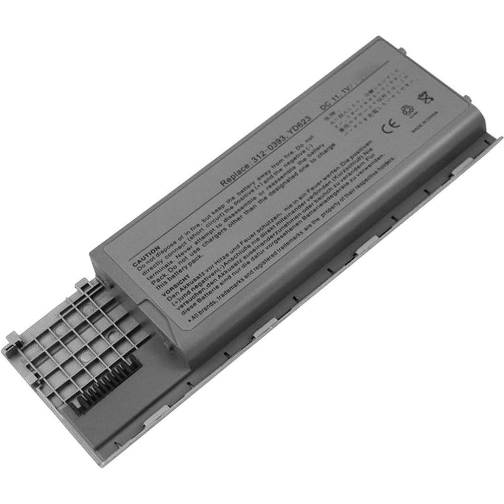 Baterie pro Dell Latitude d620 d630 d630c d631 precision m2300 pc764 (6 článků)
