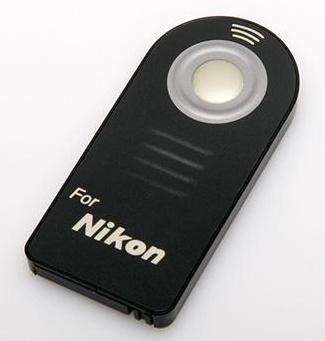 Dálkové ovládání pro fotoaparáty NIKON (ML-L3)
