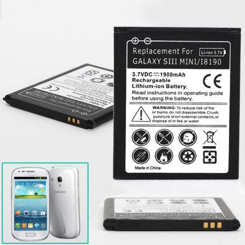 Baterie pro Samsung Galaxy S3 Mini / S Duos (1900mAh)