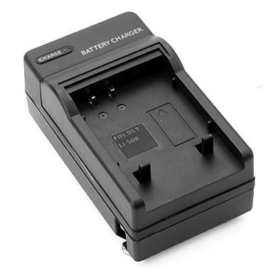 Nabíječka síťová pro baterie Li-50B; Li-70B (Olympus); NP-BK1 (Sony); D-Li-92