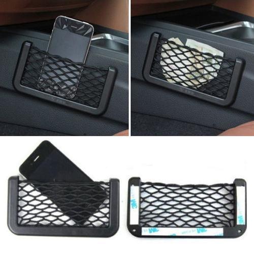 SÍŤKA - držák na mobilní telefon do auta - samolepicí