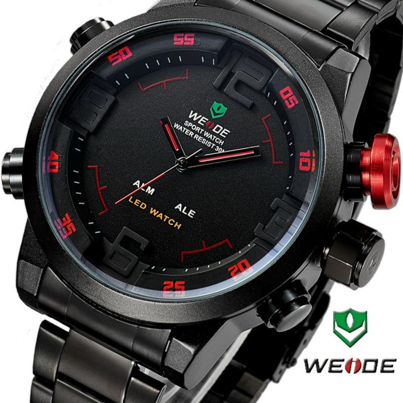Hodinky WEIDE WH-2309B (Black)