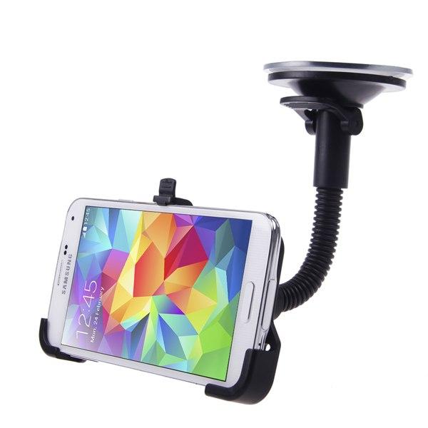 Držák do auta na sklo pro Samsung Galaxy S5