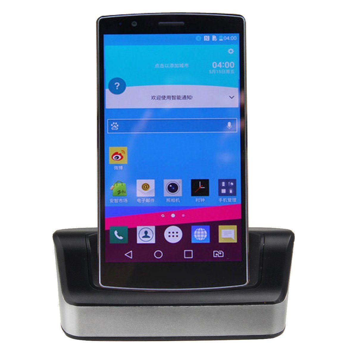 Dokovací stanice DUAL (kolébka, stojánek) pro LG G4
