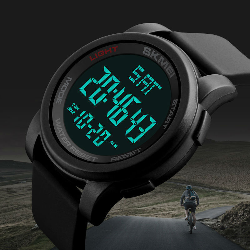 9f92e7cf803 Hodinky SKMEI 1257 (pánské sportovní digitální vodotěsné hodinky) do 50m