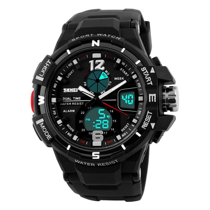 Hodinky SKMEI 1148 - pánské sportovní digitální vodotěsné hodinky do 50m  empty 6a0696752e